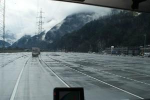 Truckstop Gotthard