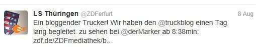 Twitter ZDF