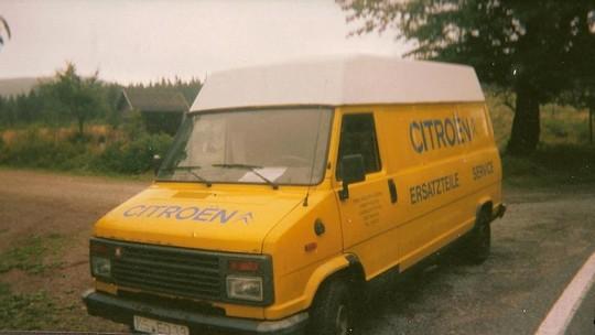 Citroen Transporter C25