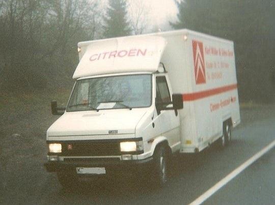 Citroen Transporter