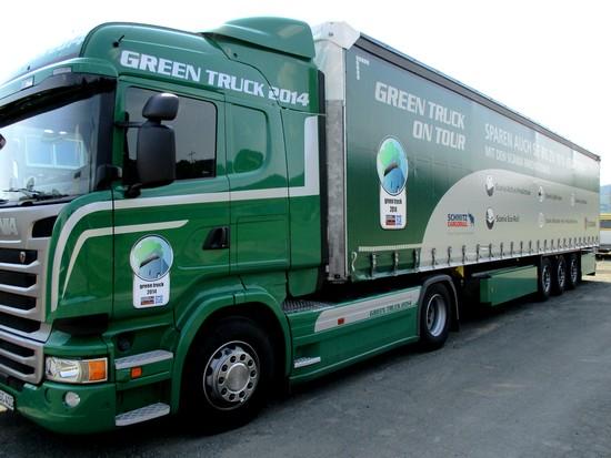 Scania GreenTruck