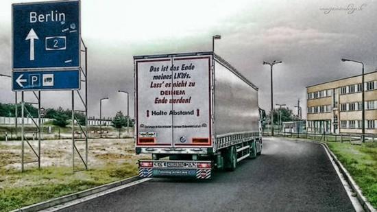 Abstandskampagne der AidT