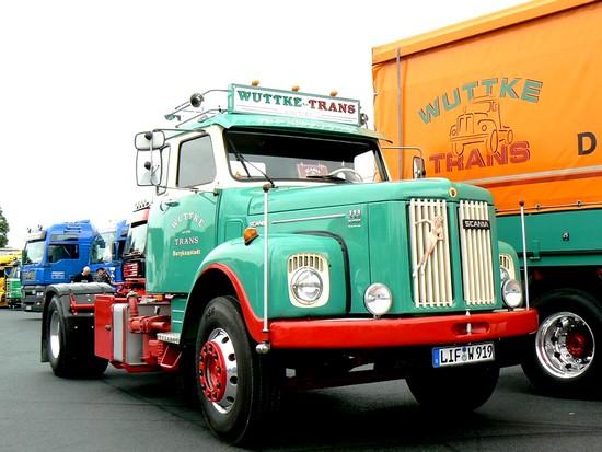 Scania Oldtimer