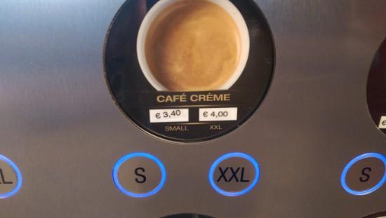 kaffepreis unverschämt