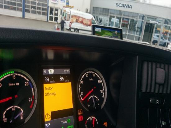 Scania Werkstatt