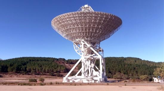 Sardinia Radio Telescope 2017