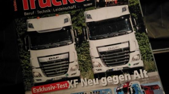 Trucker Zeitschrift DaF test