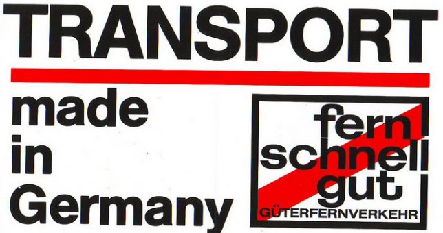 transport made in germany