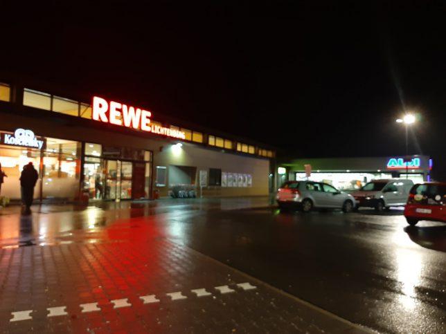 rewe und aldi