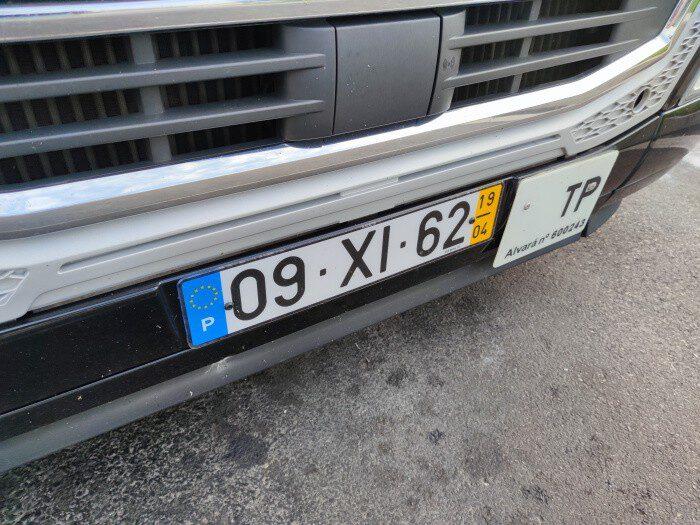 portugal kennzeichen